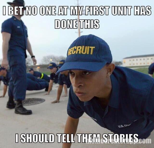 basic military training essay