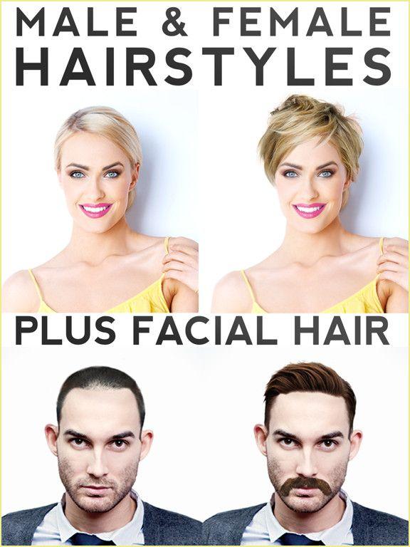 Kostenlos Frisuren Am Eigenen Bild Testen 2020 Hair Makeover Hair Styles Short Hair Styles Easy