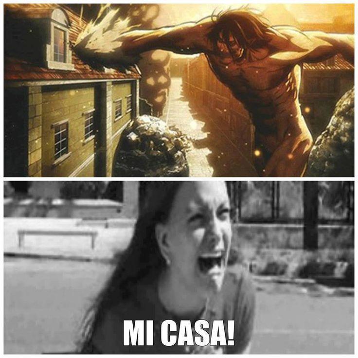 Lmfao oh god i can 39 t i knew i wasn 39 t the only one - Mikasa es su casa ...