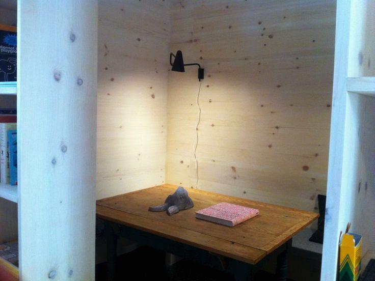 inner room- makeshift society