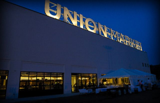 """Skipping the event at Dumbarton Oaks? Go see """"Diner"""" as part of Union Market's Drive-In Series, May 2!"""