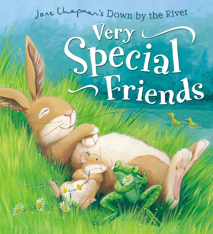 A gorgeous, gentle tale from Jane Chapman (award winning illustrator of Bear Snores On and The Emperor's Egg) this beautiful book about Mouse and her very Special Friends is a joy to share and perfect for quiet reading time or a bedtime story.