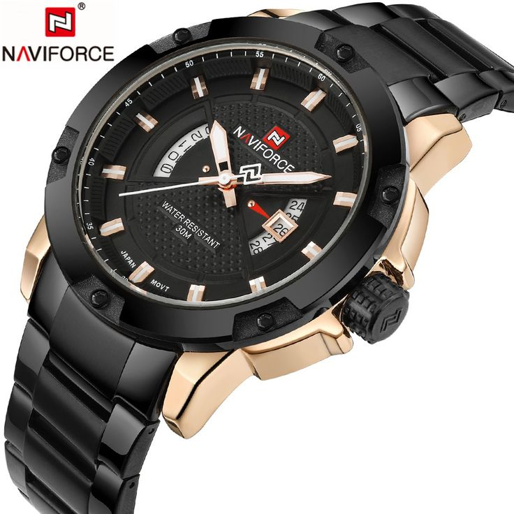 Часы Мужчины Luxury Brand Skmei мужская Мода Кварцевые Часы Повседневная Водонепроницаемый Мужчин Полный Стали Золотые Наручные Часы relogio masculino #men, #hats, #watches, #belts, #fashion