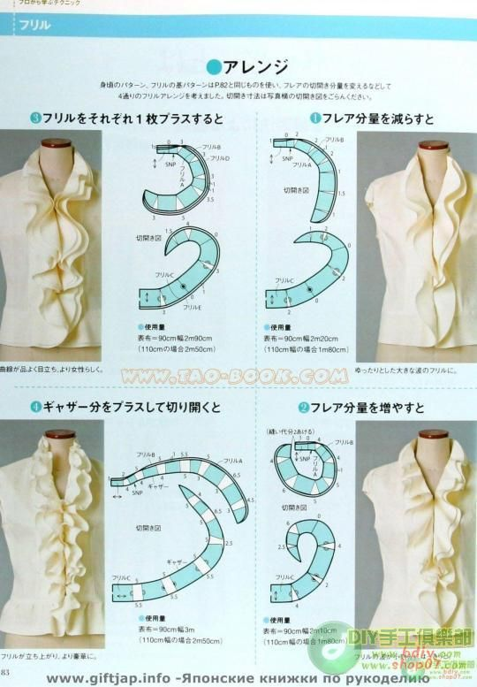 All things sewing and Pattern making ~ Estilo del Libro 2009 de verano No. -41