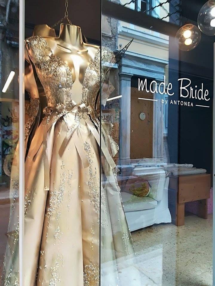 Made Bride by Antonea: Pasta