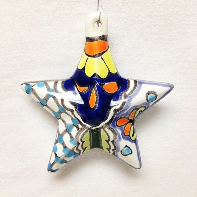 107 best mexican christmas ornaments images on pinterest for Mexican christmas ornaments crafts