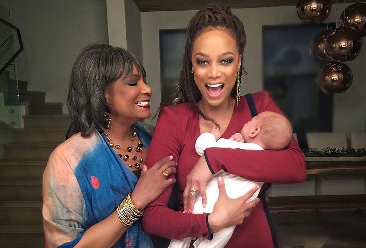 Tyra Banks on Finding Balance as a New Mom and Beauty Mogul
