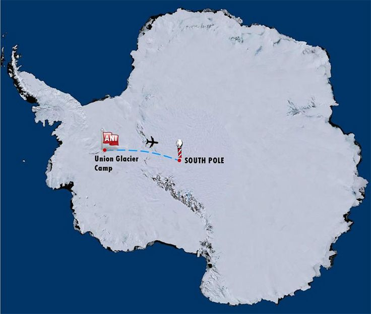 One Of The Greatest Stories In Antarctic Exploration Is The Race To Reach The Geographic South