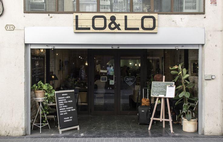 Lo&Lo in Gràcia, Barcelona