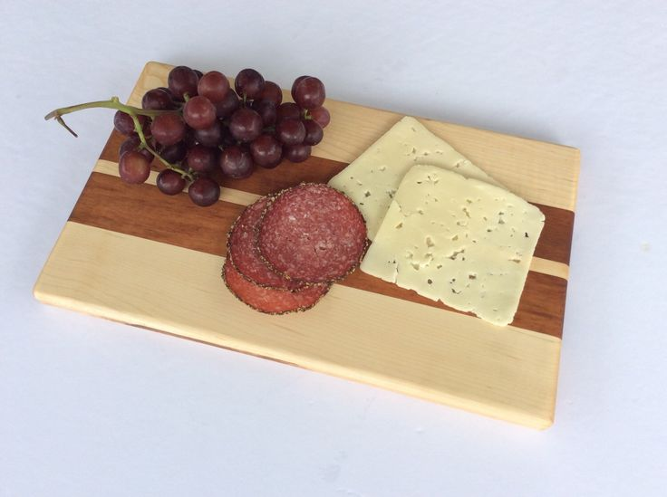 A personal favorite from my Etsy shop https://www.etsy.com/ca/listing/281652562/wood-cheese-board-bread-board-appetizer