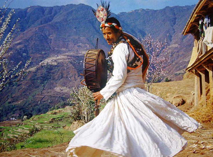 Nepal shaman