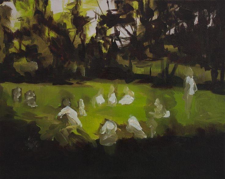 Kate Gottgens - The gathering