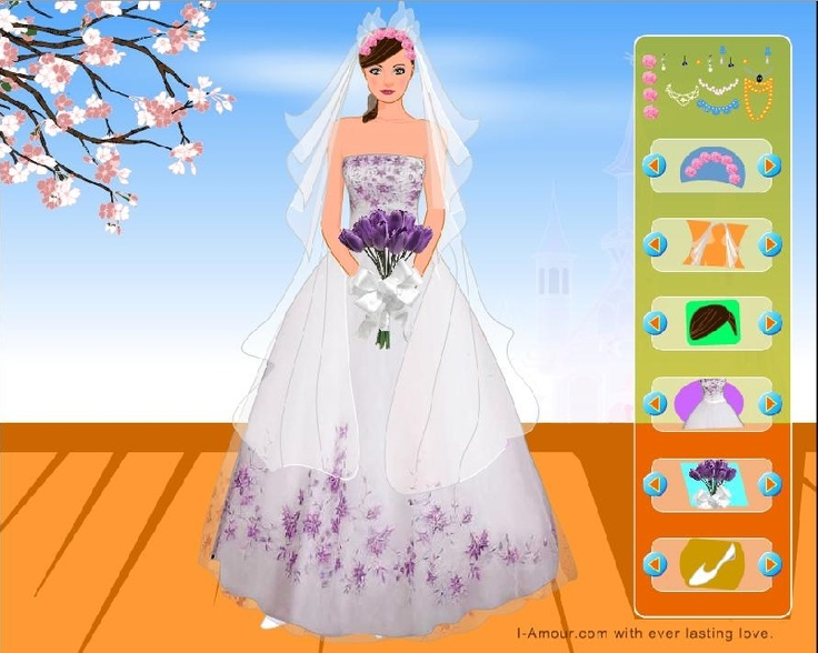 Best 25  Wedding dress up games ideas on Pinterest | Wedding ...