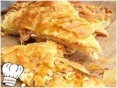 ΦΑΝΤΑΣΤΙΚΗ ΤΥΡΟΠΙΤΑ!!!   Νόστιμες Συνταγές της Γωγώς
