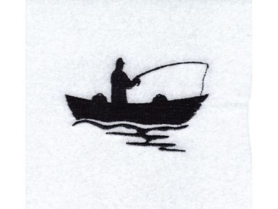 Fisherman Silhouettes Machine Embroidery Designs  http://www.designsbysick.com/details/fishermansilhouette