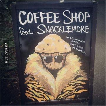 Thrif...COFFE Shop!!