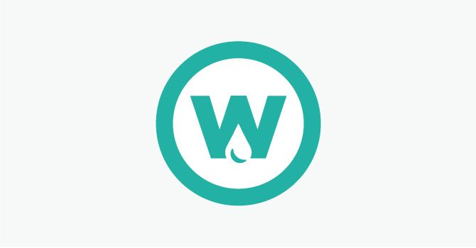 Water Solutions logo  by Dac Austin: Design Collection, Logos Mark, Smile Logos, Solutions Logos, Logos Design, Graphics Design, Design Logos, Water Solutions, Logos Letterform