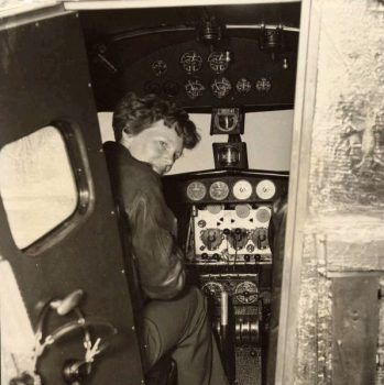 the life and achievements of amelia earhart an american aviation pioneer and author She was a noted american aviation pioneer and author earhart was the first woman to receive the distinguished flying  what was amelia earharts achievements in life.