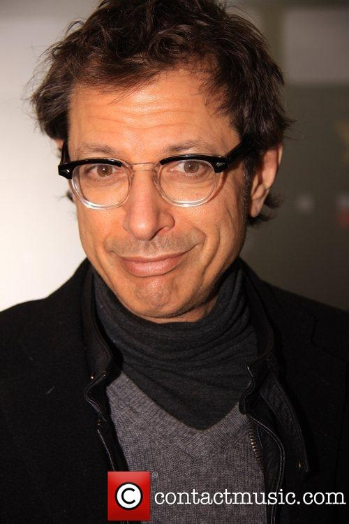 "Jeff Goldblum  - I was blown away by his performance in ""Adam Resurrected""."