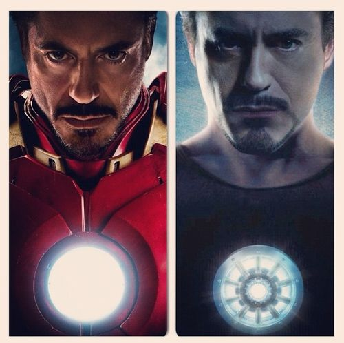 Robert Downey Jr — Iron Man / Tony Stark