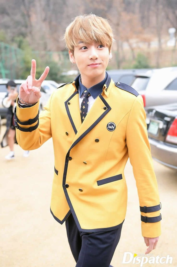 Jungkook's Graduation Day. 07022017