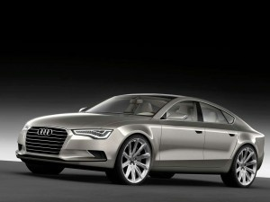 My next car... In a few years when the price comes down, lol!  Audi A7 Sportback