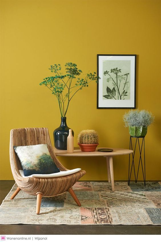 Kleurentrend botanische herfst in 2019 color stories for Kleurentrends 2017