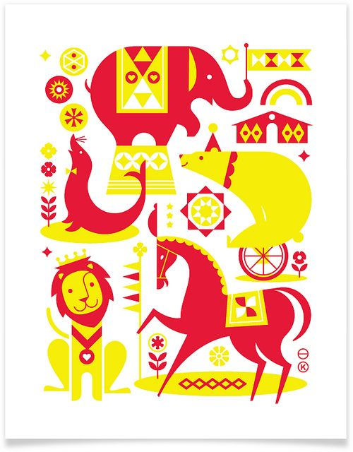 circus by katie kirk