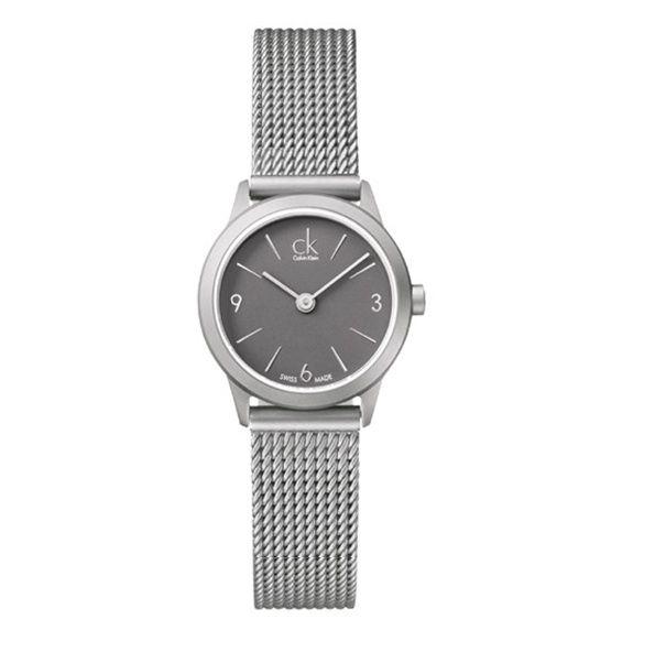 명품 페어리 :: 캘빈클라인 시계/쥬얼리 메탈밴드시계 K3M53154 여성용 메쉬 시계