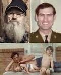 Uncle Si...neat. Love him on Duck Dynasty.