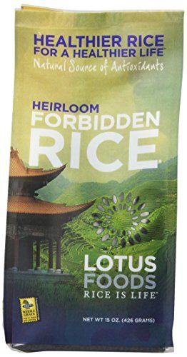 Lotus foods forbidden rice