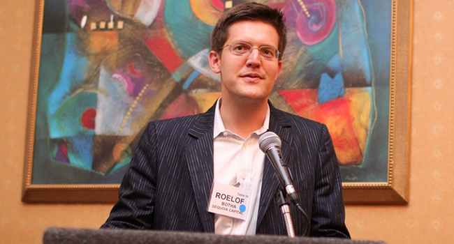 """Tech investor Roelof Botha on startups: Ditch the polish, it's about """"raw authenticity"""""""