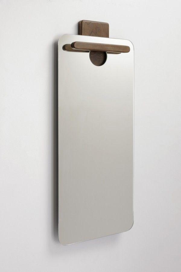 1000 id es sur le th me miroir convexe sur pinterest - Miroir suspendu porte ...