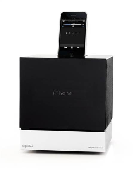 The crème de la crème of iPod Dock design!  Straight from the mind of world renowned Jacob Jensen!  It's clean and simple yet still integrates a CD Player, iPod Dock and Digital/FM Radio!