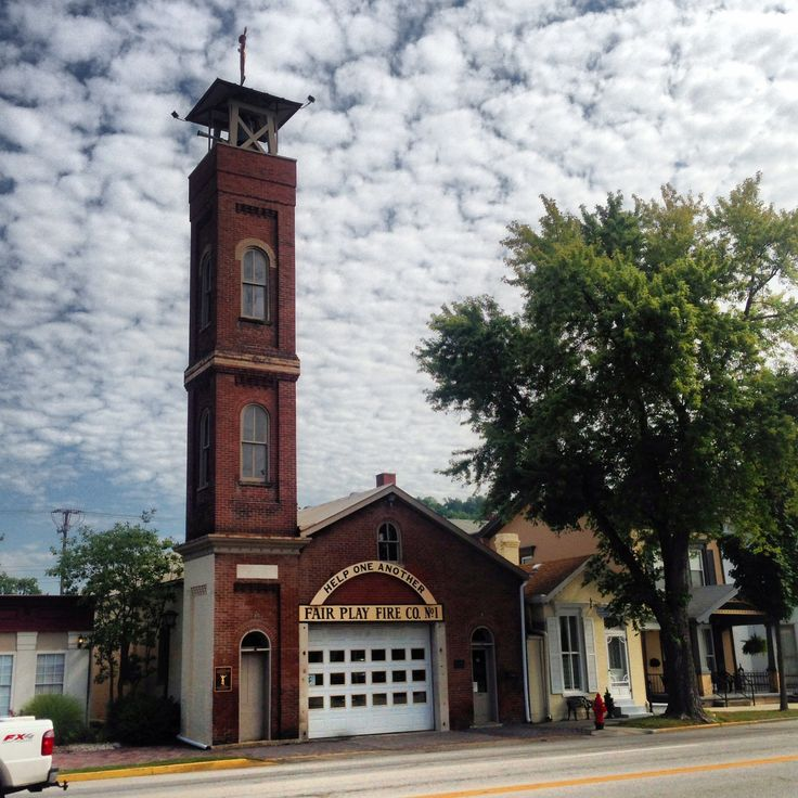FairPlay Fire Dept, Madison Indiana
