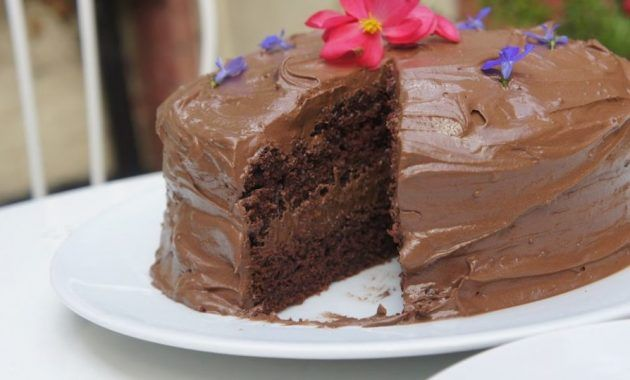 Cake Chocolate Ganache Recipe Chocolate Cake Mix Recipes