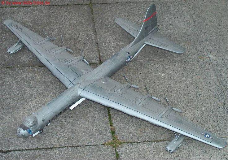 "Convair B-36 ""Peacemaker"" (Monogram 5703)"
