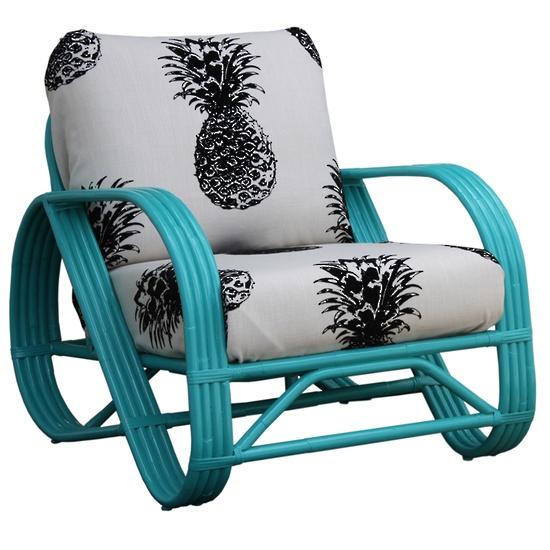 Pretzel Pineapple Lounge Chair @ecochic.com.au