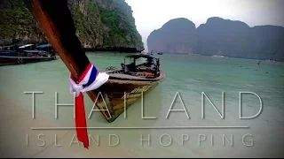 The Incidental Tourist. Thailand Island Hopping.