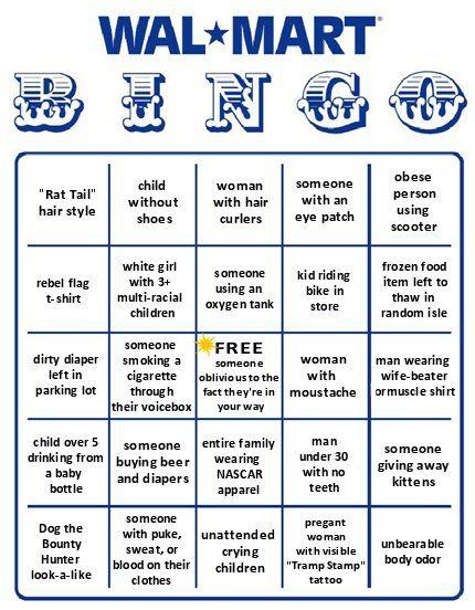 Walmart bingo: Laughing, At Walmart, Funny Stuff, Plays, Things, Scavenger Hunt'S, Walmart Bingo, So Funny, Wal Mart Bingo