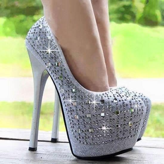 A fashionable High Heel Boots
