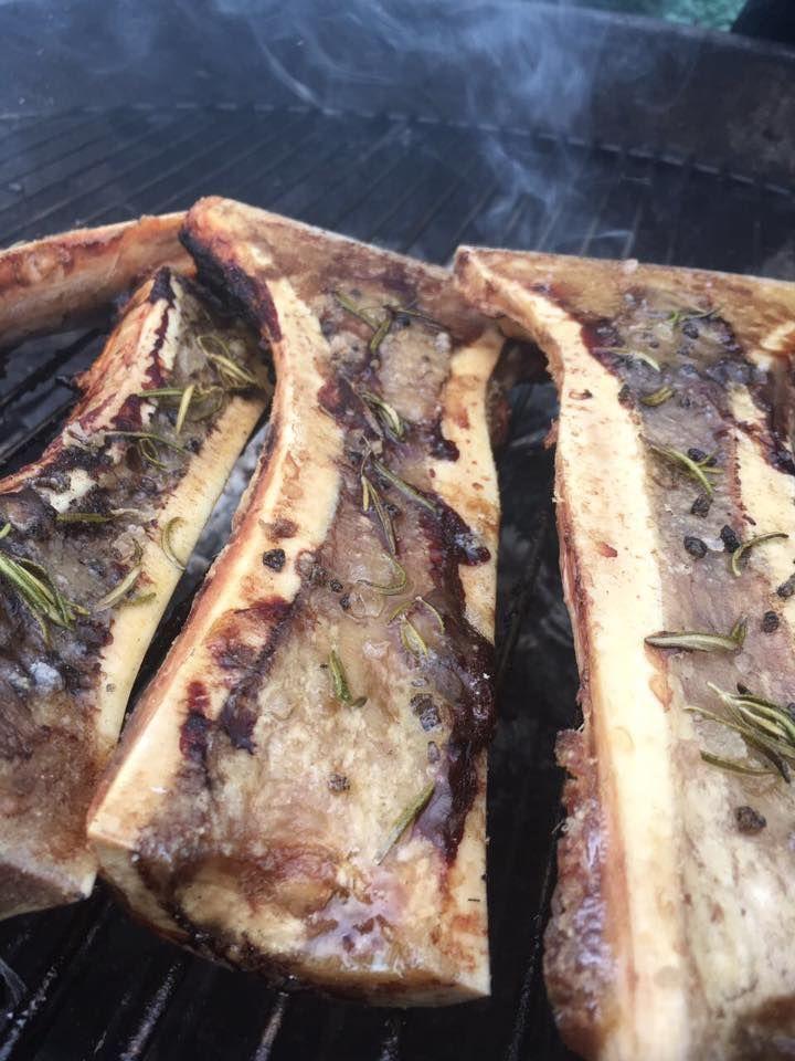 Tuetano asado - Bone Marrow  #Grilling #tuetano #BBQ  #SpartanGrillers