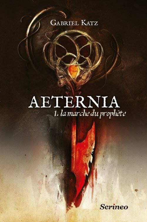 Katz, Gabriel : Aeternia, tome 1 : La Marche du Prophète. Edition Scrinéo, 2015, 374p. Mon avis : http://amarueltribulation.weebly.com/chroniques-litteacuteraires/aeternia-tome-1-la-marche-du-prophete-gabriel-katz