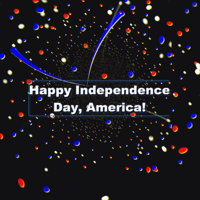 happy independence day messages usa
