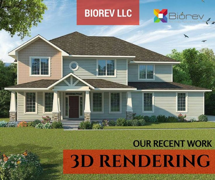 Biorev's recent work on 3D Rendering! Biorev provides 3D Renderings, Exterior, Interior, Floor Plans & Site Plans for the design/build industry, inventors, and product developers. Biorev is dedicated to customer service. We stand behind our work and we support client technology needs unconditionally. Biorev has the track record, support, and service to take your project to a new level. To know about our 3D Rendering services, contact us at info@biorev.us or visit us at…