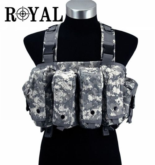 Tactical Vest-ROYAL PROTECTION