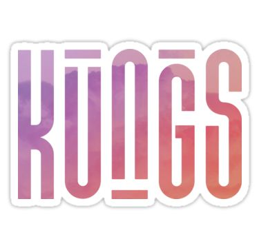 Kungs Pink logo – shirt – dj – Deep house – Tropical house – festival • Also buy this artwork on stickers, apparel, phone cases, and more.