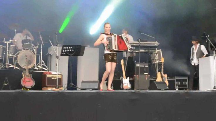 Zirkus Renz live auf der Steirischen Harmonika