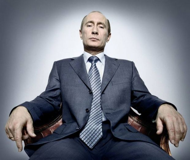 Platon's best shot of Vladimir Putin