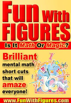 Fun With Figures – Vedic Math Tricks for your Child